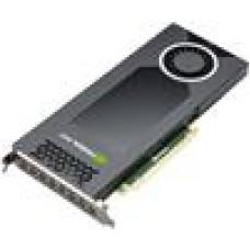Leadtek nVidia Quadro NVS 810 PCIe Workstation Card 4GB DDR3 8xmDP1.2 to DP 8x4096x2160@30Hz 128-Bit 28.8GB/s 1024 Cuda Core Single Slot