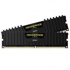 Corsair 16GB (2x8GB) DDR4 2400MHz C16 Vengeance LPX Black