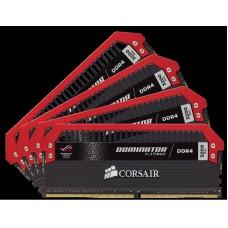 Corsair 32GB (4x8GB) DDR4 3200MHz Dominator Platinum ROG
