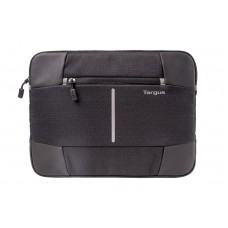 "Targus 12.1"" Bex II Laptop Sleeve - Black- Perfect for 12.5"