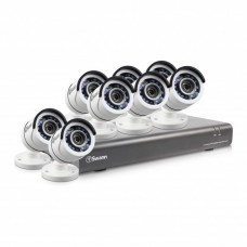 Swann DVR16-4550 16 Channel 1080p Digital Video Recorder with 8 x PRO-T853 Cameras