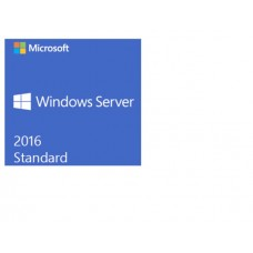 Microsoft Server Standard 2016 64Bit English 1pk DSP OEI DVD 16 Core