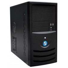 Aywun 201 mATX Builder's Case with 500w 24PIN ATX, 8PIN EPS, 1x USB3 + 1x USB2 Front Audio (LS)