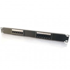 Astrotek 12 Ports UTP Patch Panel CAT5e RJ45 for 19