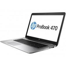 HP Probook 470 G4 Notebook, Intel I5-7200U, 8GB DDR4, 256GB M.2 SSD, 17.3