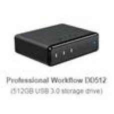 Lexar 512GB Workflow Datadrive