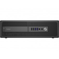 HP 280 G2 SFF, i5-6500 3.2GHz, 4GB DDR4-2133, 500GB, DVDRW, WIN10P64, 3-3-3YR