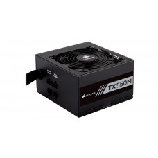 Corsair 550W TXM 80+ Gold Semi-Modular 120mm FAN ATX PSU 7 Years Warranty