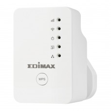 Edimax Mini N300 Dual-Band Wi-Fi Extender/Access Point/Wi-Fi Bridge
