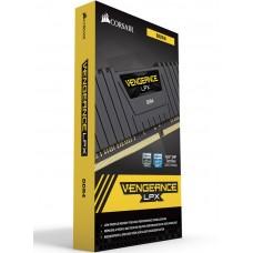 Corsair 16GB (2x8GB) DDR4 2666MHz Vengeance LPX Black Heat spreader AMD RYZEN
