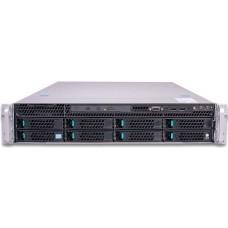 Intel 2U E5-2600v3/v4 Barebone Server, 8x 3.5