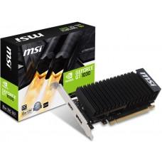 MSI NVIDIA GT 1030 2GB OC Low Profile Fanless Video Card - GDDR5 DP/HDMI 1265/1518MHz