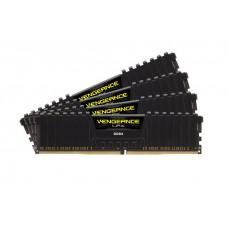 Corsair 64GB (4x16GB) DDR4 2400MHz Vengeance LPX Black