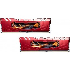 G.SKILL Ripjaws4 16GB (2x8GB) DDR4 2400Mhz C15 1.2V Gaming Memory Red (LS)