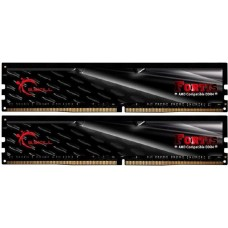 G.SKILL FORTIS 32GB (2x16GB) DDR4 2400Mhz C15 1.2V Gaming Memory AMD Ryzen