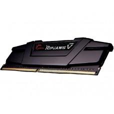 G.SKILL RipjawsV 16GB (1x16GB) DDR4 3200Mhz C16 1.35V Gaming Memory Black