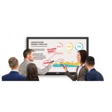 BenQ RP552 Interactive Flat Panel  55