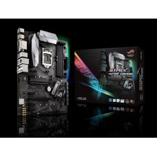Asus ROG Strix H270F gaming S1151 ATX MB 4xDDR4 6xPCIE 2XM.2, RAID 6xSATA 2XUSB3.1 Gen1(blue) 2xUSB 3.1 Gen 2 Type-A + USB Type-C, 1xDVI, 1xHDMI, 1xDP