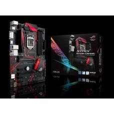 Asus ROG Strix B250H gaming S1151 ATX MB 4xDDR4 6xPCIe 2XM.2, 6xSATA3 2XUSB3.1 Gen1(blue), 1xDVI, 1xHDMI