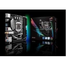 Asus ROG Strix B250I gaming S1151 mITX MB 2xDDR4 1xPCIe 2XM.2, 4xSATA3 4XUSB3.1 Gen1, 1xDP, 1xHDMI