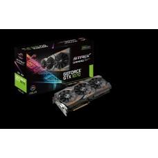 Asus nVidia STRIX-GTX1070-O8G-GAMING PCIe Card GDDR5 8K 7680x4320 2xDP 2xHDMI 1xDVI 1835/1632 MHz