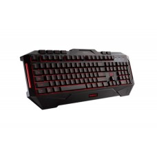 ASUS Cerberus Keyboard LED backlit USB gaming keyboard splash-proof
