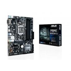 Asus Prime B250M-A S1151 mATX MB 4xDDR4 3xPCIe 2XM.2, 2XUSB3.1 Gen1 1xUSB Type-C(support 3A power output), 1xDVI, 1xHDMI, 1xD-SUB