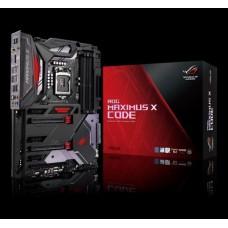 Asus ROG MAXIMUS X CODE S1151 ATX MB 4xDDR4 6xPCIe 1XM.2, 6xSATA, RAID, 5XUSB3.1 1xUSB Type-C, 1xHDMI, 1xDP