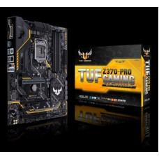 Asus TUF Z370-PRO GAMING S1151 ATX MB 4xDDR4 6xPCIe 1xM.2, 6xSATA, RAID, 6XUSB3.1, 1xDVI, 1xHDMI,