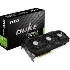 MSI NVIDIA GTX 1070 TI DUKE 8GB Video Card - GDDR5 3xDP/HDMI/DVI SLI VR Ready 1607/1683MHz