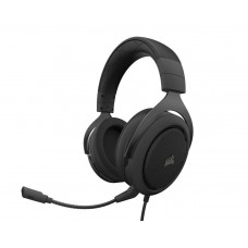 CORSAIR HS50 STEREO Gaming Headset, Carbon