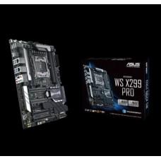 Asus X299 PRO WS ATX MB 4xDDR4, 5xPCIe, 1xM.2, 6xSATA, RAID, 5xUSB3.0, 1xUSB TypeC, 2 x Intel LAN port,