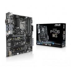 Asus P10S WS ATX MB 4xDDR4, 4xPCIe, 2xM.2 8xSATA, RAID, 5xUSB3.0, 1xUSB TypeC, 2xLAN ports, 1xDVI, 1xDP, 1xHDMI, 1xVGA