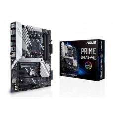 Asus PRIME X470-PRO ATX MB, 4xDDR4, 6xPCIe, 1xM.2, 6xSATA, RAID, 8xUSB3, 1xDP, 1xHDMI