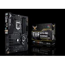 Asus TUF H370-PRO (Wi-Fi version) S1151 ATX GAMING MB, 4xDDR4, 6xPCIe, 1xM.2, RAID, 4xUSB3.1, 2xUSB2.0, 1xD-Sub, 1xDP, 1xHDMI