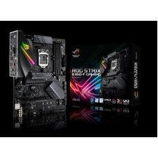 Asus ROG STRIX B360-F S1151 ATX GAMING MB, 4xDDR4, 6xPCIe, 1xM.2, 3xUSB3.1, 4xUSB2.0, 1xDP, 1xDVI, 1xHDMI