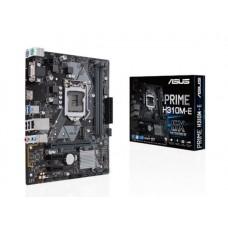 Asus PRIME H310M-E S1151 mATX MB, 2xDDR4, 3xPCIe, 2xUSB3.1 Gen1, 2xUSB2.0, 1xHDMI, 1xD-Sub