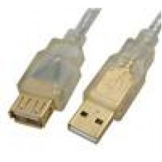 Cabac 1.8M USB Ext Cbl A(f)-A( backwards compatible to USB1.1