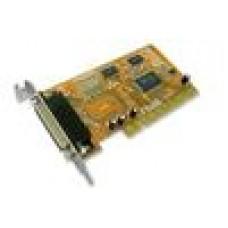 Sunix 2 Port Serial PCI LP Low Profile Card
