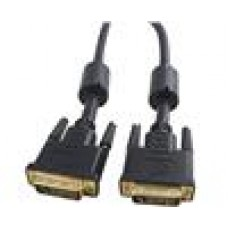 Cabac 1.8m DVI DualLink Male to Male Cable
