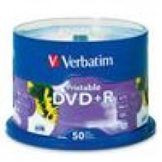 Verbatim DVD+R4.7GB 16X 50pk